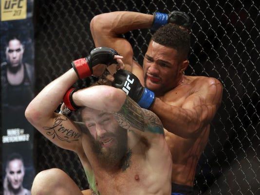 USP MMA: UFC FIGHT NIGHT-CHIESA VS LEE S OTH USA OK