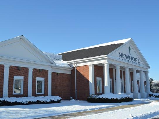 The leadership at New Hope Vineyard Church plan to