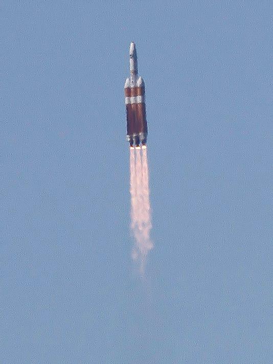 AP Satellite Launch