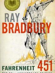 """""""Fahrenheit 451"""" by Ray Bradbury"""