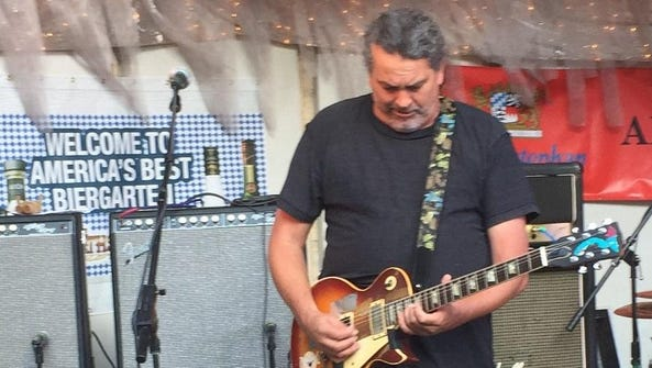 Curt Kirkwood performs with Meat Puppets Wednesday