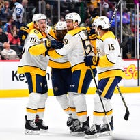 Playoff-bound Predators keep winning, but still searching for ways to improve