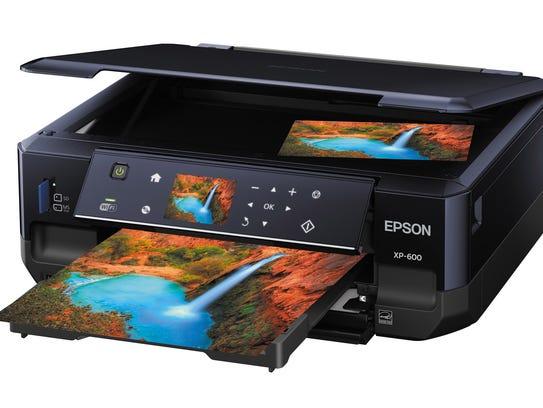 File photo of a printer.