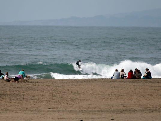 EPA USA CALIFORNIA WARMEST WINTER ON RECORD WEA WEATHER USA CA