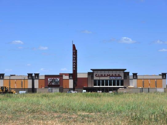 The newest Abilene movie theater, the Cinemark 12,