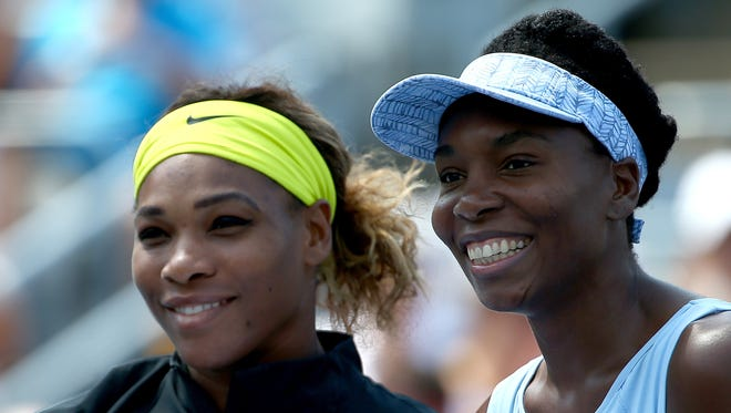Serena and Venus Williams will play Fed Cup together for the first time since 2013.
