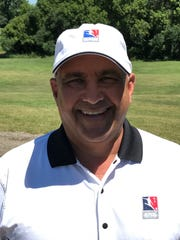 Robert Balestrini, founder of the American FootGolf League
