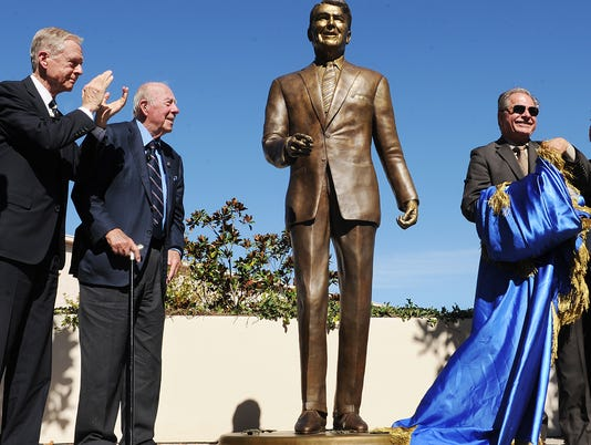 Reagan Library turns 25 1