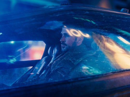 Ryan Gosling stars as LAPD blade runner Officer K in 'Blade Runner 2049.'