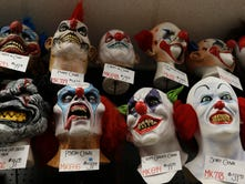 7 arrests made as 'creepy clown' threat spreads