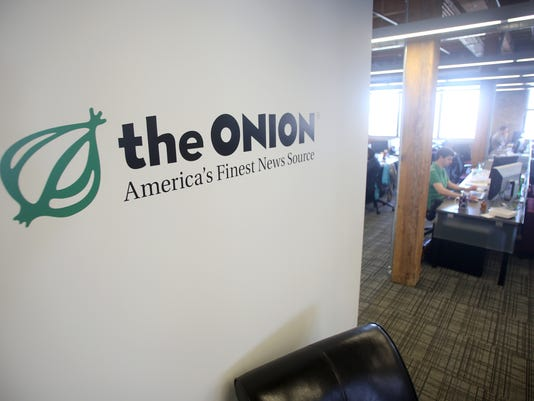 The Onion Purchase
