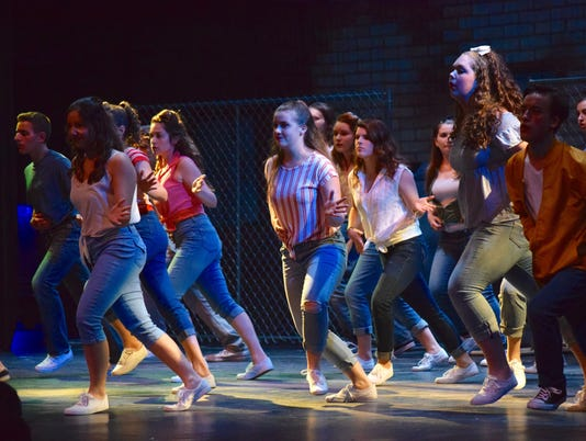 New Generation Theatre West Side Story
