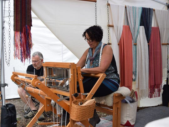 The Festival of Fine Craft will be held from 10 a.m.