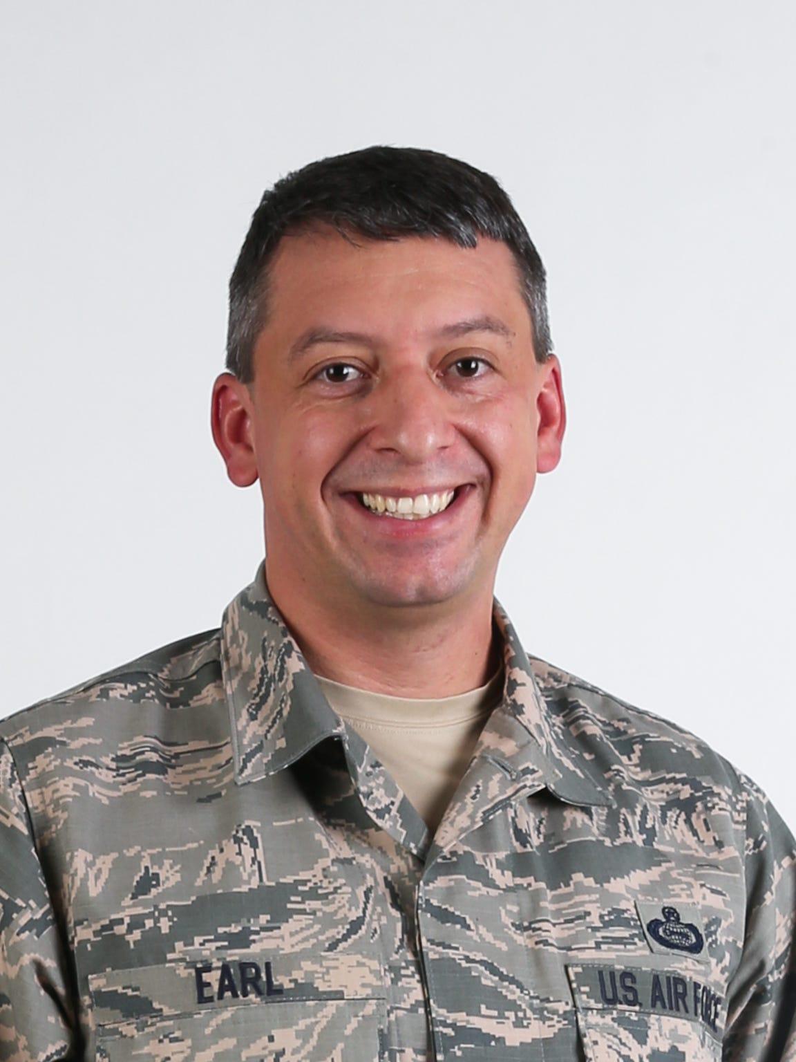 Douglas Earl, Operations superintendent at Goodfellow