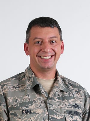 Douglas Earl, Operations superintendent at Goodfellow Air Force Base