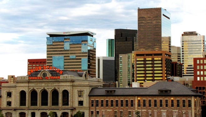 Denver saw its population grow by more than 18,500 residents last year. It's now the country's 18th biggest city.
