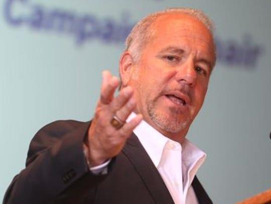 Constellation's executive chairman Robert Sands