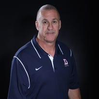 After leading Dixie High School to the state title last year, Blaine Monkres, Dixie State's new Director of Offense, didn't know if he would ever get a shot to coach at the collegiate level. Now his dream is being fulfilled.