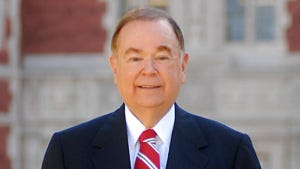 University of Oklahoma President David Boren and other Big 12 Conference presidents met for nearly six hours on Monday.