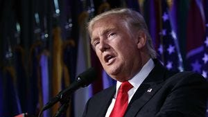 Details of President-elect Donald Trump's economic plans are not yet known.