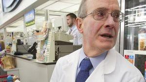 Brighton DDA Board of Directors Chairman Bob Herbst is a retired pharmacist.