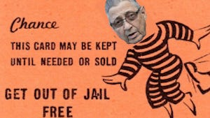 """Sentencing Sheldon Silver to run a """"help desk"""" would be a Get Out of Jail Free card for the former Assembly speaker."""