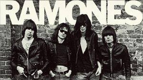 The Ramones' self-titled debut