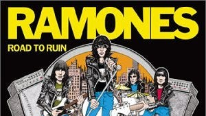 """""""Road to Ruin"""" by the Ramones"""
