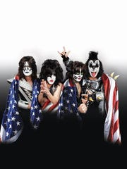 KISS is in concert Saturday night at JQH Arena.