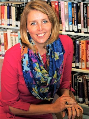 Jessica Schmitt, Executive Director of Literacy Services of Indian River County