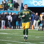 Aaron Rodgers, Nick Perry active for Packers; Davon House, Demetri Goodson out vs. Panthers