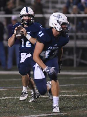 Loyola College Prep quarterback Jacob Allen led his team to a win over West Ouachita.