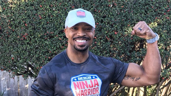 "Verdale Benson, a 37-year-old Pendleton native and Clemson University graduate, will compete in Season 10 of ""American Ninja Warrior"" this spring."