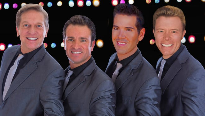 Oh What A Night!,amusical tribute to Frankie Valli andthe 4 Seasons