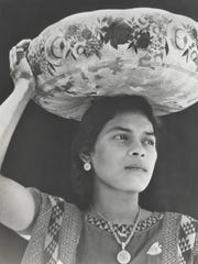 'Woman of Tehuantepec' is a circa 1929 photograph by