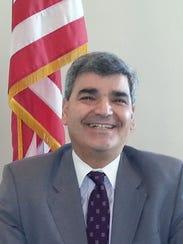 Incumbent Chestnut Ridge Mayor Rosario Presti Jr. was
