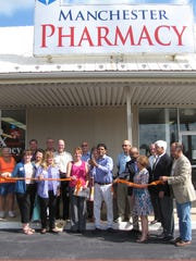 On Aug. 26,Manchester Pharmacy and Medical Supplies opened with a ribbon cutting ceremony hosted by theYork County Economic Alliance.