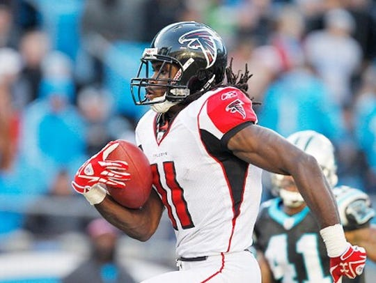 Julio Jones was the sixth overall pick in the 2011