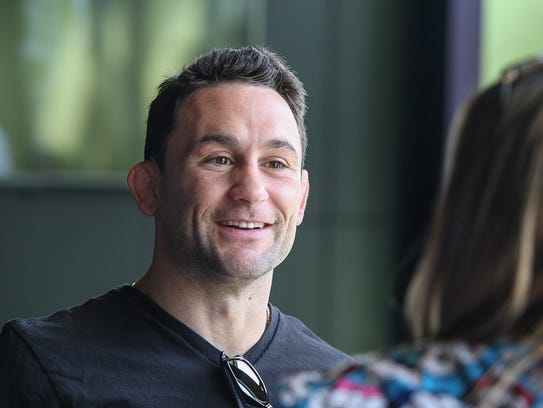 Frankie Edgar, former Lightweight Champion of the UFC,