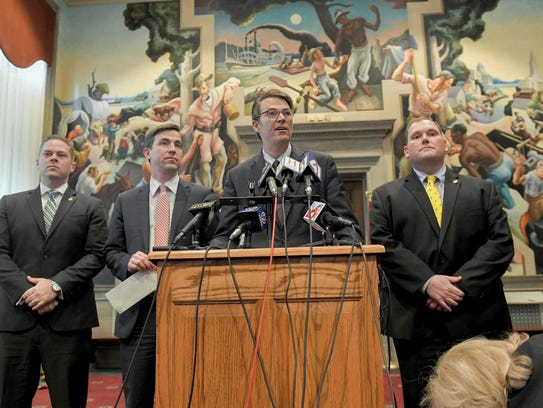 Republican leaders in the Missouri House on Monday,