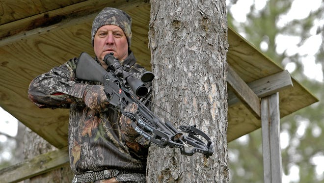 Wisconsin has included crossbows in its annual archery deer season since 2014, but even with three straight years of increased use crossbows accounted for only 12 percent of the state's total deer kill in 2016.