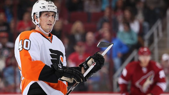 Vinny Lecavalier has never been a healthy scratch in his career at any level. That will change Tuesday night.