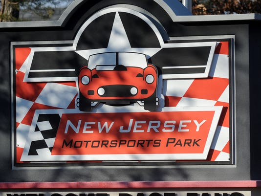 New Jersey Motorsports Park carousel