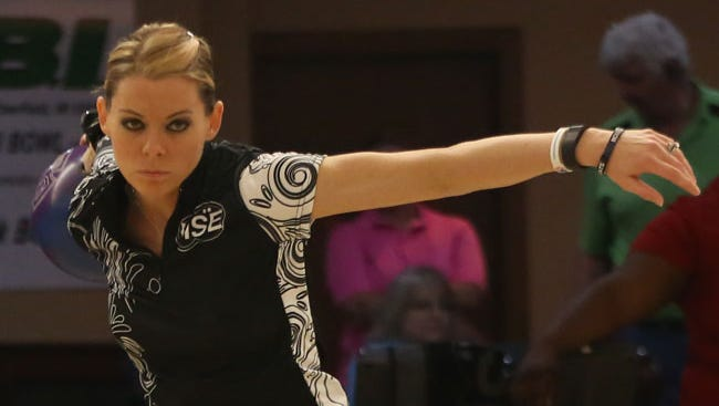 Shannon O'Keefe, wife of Ontario's Bryan O'Keefe, is among stars of the re-launched women's pro bowling tour and competes at Gates Bowl on Friday and Saturday. The Oregon native lived in Rochester for about 10 years.