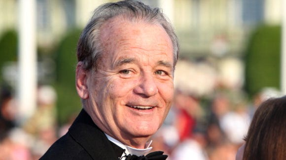 "Bill Murray is nominated for a SAG Award for his performance in ""A Very Murray Christmas."""