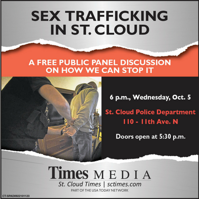 Learn how to help stop sex trafficking
