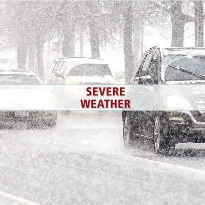 webkey severe weather snow