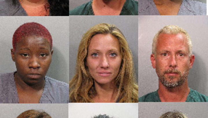 Some of the parents arrested by JSO for repeatedly