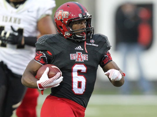 NCAA Football: Idaho at Arkansas State