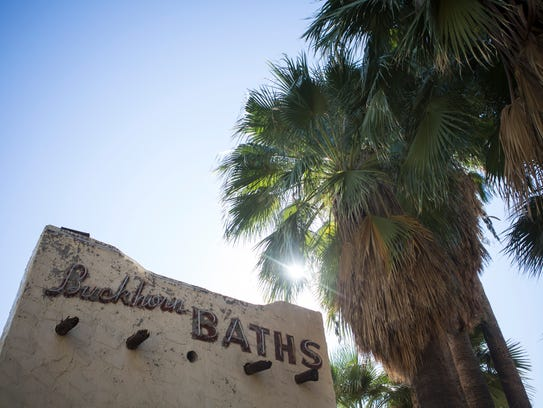 """Buckhorn Baths, once known for being home to """"Arizona's"""
